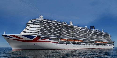 Iona - P&O Cruises (UK)