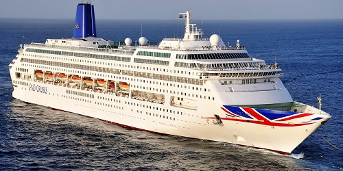 Oriana - P&O Cruises (UK)