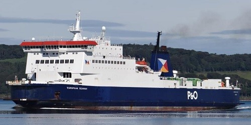 European Seaway - P&O Ferries