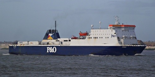 Norbay - P&O Ferries