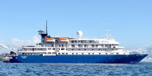 Sea Spirit - Poseidon Expeditions