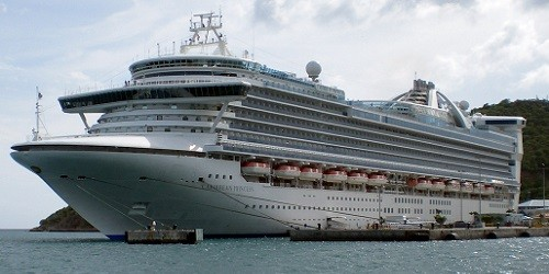 Caribbean Princess - Caribbean Princess