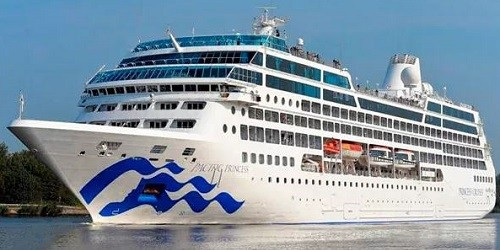 Pacific Princess - Princess Cruises