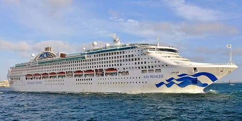 Sun Princess - Princess Cruises