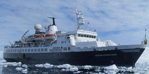 Ocean Adventurer - Quark Expeditions