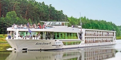 Scenic Diamond - Scenic Cruises