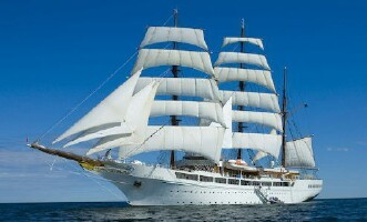 Sea Cloud II - Sea Cloud Cruises