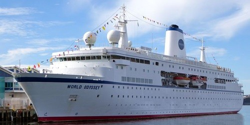 MV World Odyssey - Semester At Sea