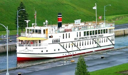 Canadian Empress - St. Lawrence Cruise Lines