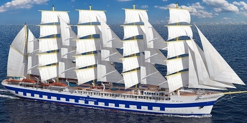 Flying Clipper - Star Clippers