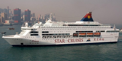 Star Pisces - Star Cruises