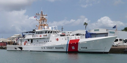 CGC Joseph Tezanos - United States Coast Guard