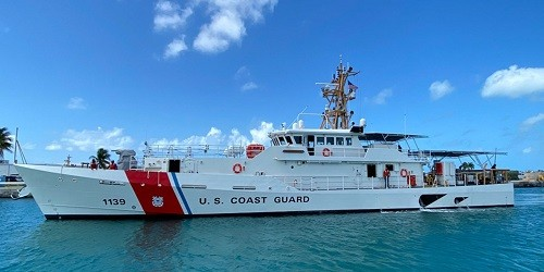 CGC Myrtle Hazard - United States Coast Guard