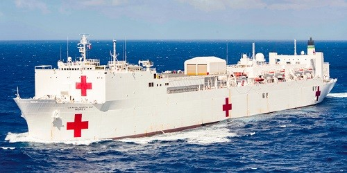 USNS Mercy - United States Navy