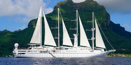 Wind Spirit - Windstar Cruises