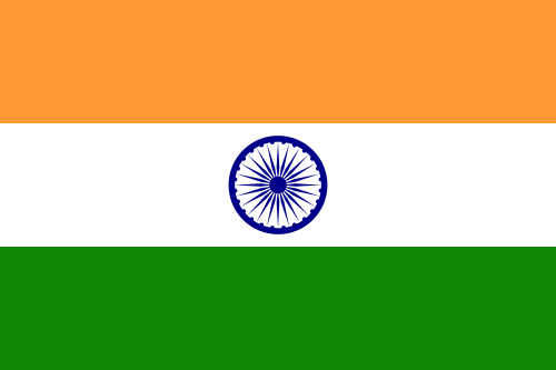 India Cruise Port Country Flag
