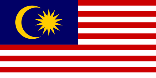 Homeport Country Flag Of Malaysia