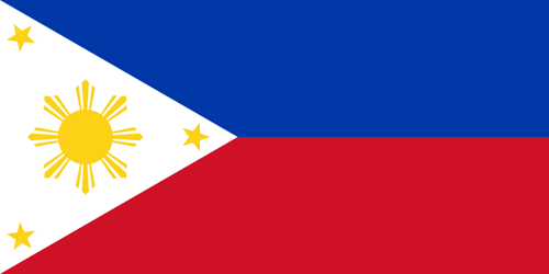 Philippines Cruise Port Country Flag