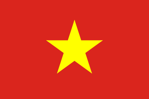 Vietnam Cruise Port Country Flag