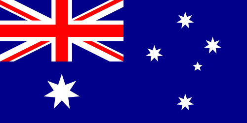 Australia Cruise Port Country Flag