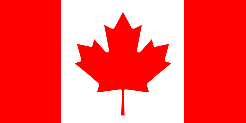 Canada Cruise Port Country Flag