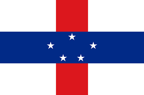 Netherland Antilles Cruise Port Country Flag