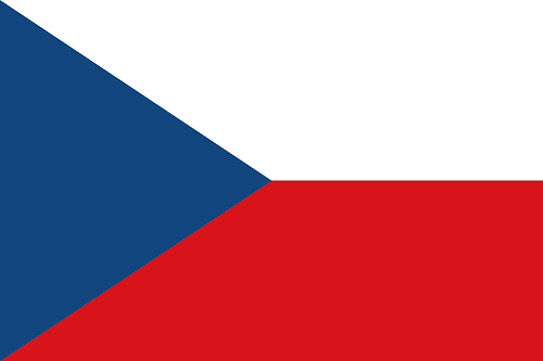 Homeport Country Flag Of Czech Republic