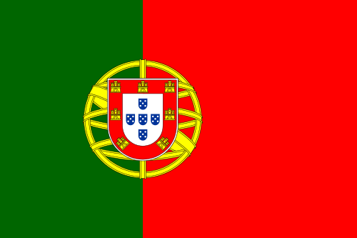 Homeport Country Flag Of Portugal