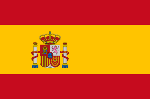 Homeport Country Flag Of Spain