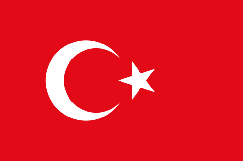 Turkey Cruise Port Country Flag