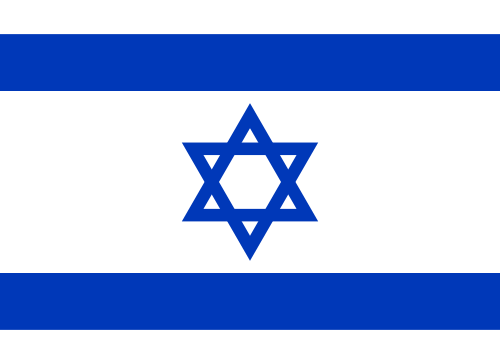 Israel Cruise Port Country Flag