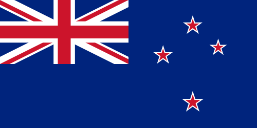 New Zealand Cruise Port Country Flag