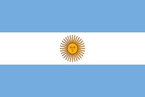 Homeport Country Flag Of Argentina