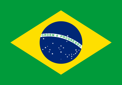 Brazil Cruise Port Country Flag