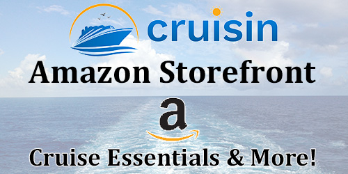 CRUISIN's Amazon Storefront